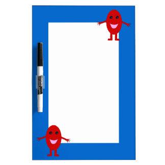 Happy Red Grape Memo Board
