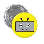 Happy Robot Button