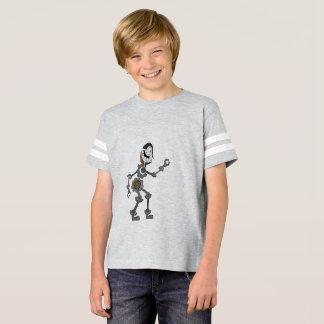 Happy Robot kid's t-shirt