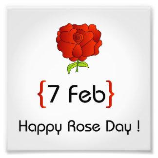 Happy Rose day Art Photo