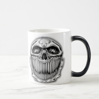 Happy & Sad Skull Coffee Mug