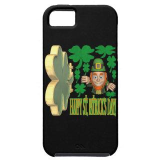 Happy Saint Patricks Day iPhone 5 Case