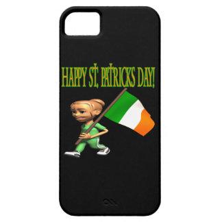 Happy Saint Patricks Day iPhone 5 Cases