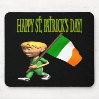 Happy Saint Patricks Day Mouse Pad