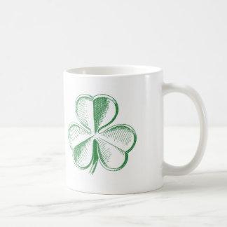 Happy Saint Patrick's Day Basic White Mug