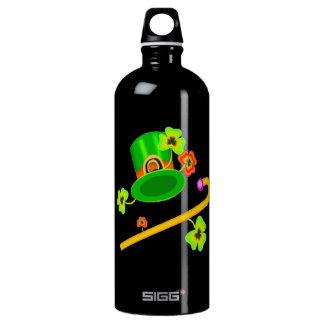 Happy Saint Patricks Day Water Bottle