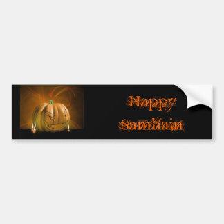 Happy Samhain Bumper Stickers