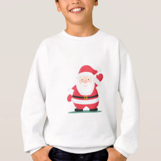 Happy Santa Sweatshirt