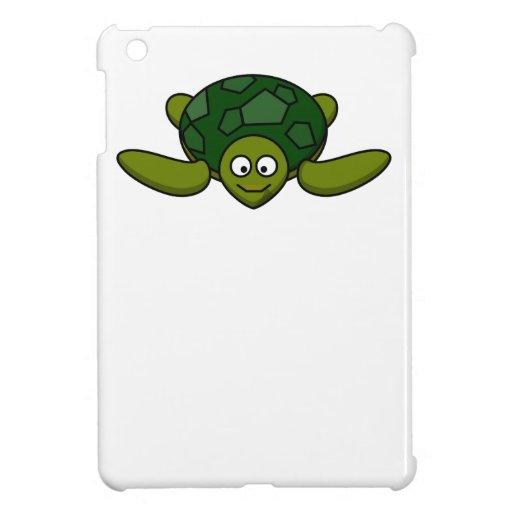Happy Sea Turtle iPad Mini Cases