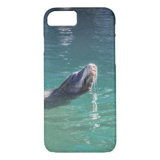 Happy Seal iPhone 7/8 phone case