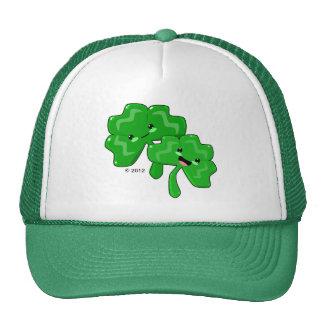 Happy Shamrocks Hat