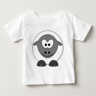 Happy Sheep Baby T-Shirt