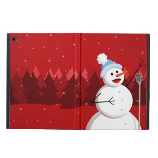 Happy Singing Snowman Christmas Powis iPad Air 2 Case