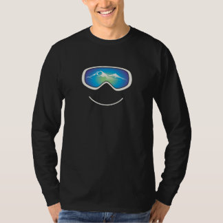 Happy Skier T-Shirt