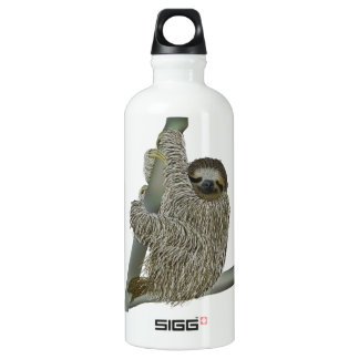 Happy Sloth Water Bottle SIGG Traveller 0.6L Water Bottle