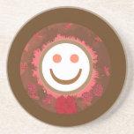 HAPPY Smile : SMILEY Beverage Coasters