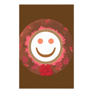 HAPPY Smile SMILEY Stationery Paper