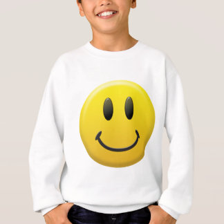 Happy Smiley Face Sweatshirt