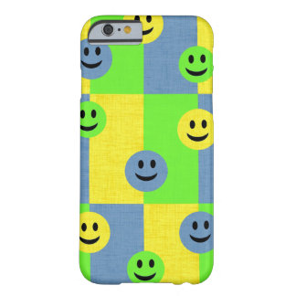 Happy Smiley Faces Design, iPhone 6/6s Case