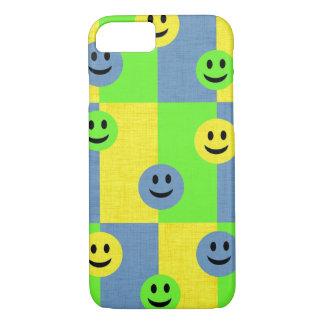Happy Smiley Faces Design, iPhone 7 Case