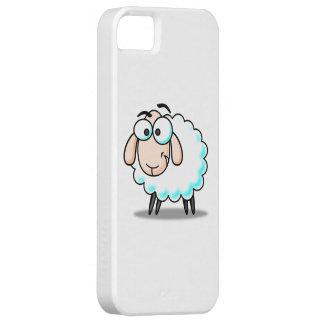 Happy Smiling Cartoon Sheep iPhone 5/5S Case