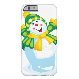 Happy Snowman Case