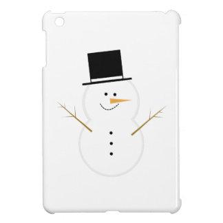 Happy Snowman Cover For The iPad Mini