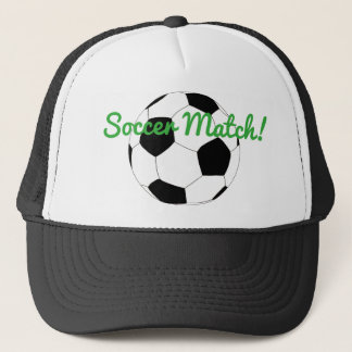 Happy Soccer by The Happy Juul Company Trucker Hat