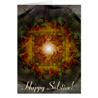 Happy Solstice! Card