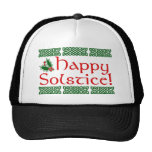 Happy Solstice Hat
