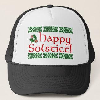 Happy Solstice Trucker Hat