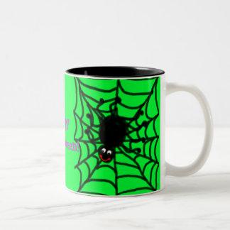 Happy Spider Coffee Mug