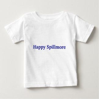 Happy Spillmore Sloppy Kid Baby T-Shirt
