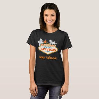 Happy Spooky Halloween Las Vegas T-Shirt