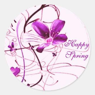 Happy Spring 2 Sticker