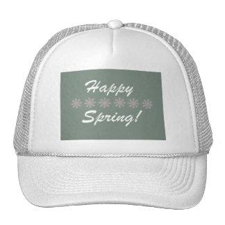 Happy Spring Trucker Hat