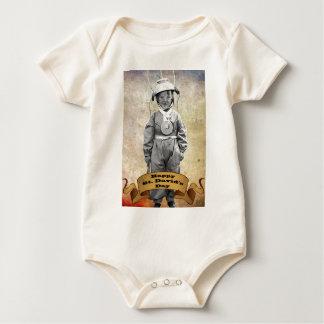 Happy St David's day Baby Bodysuit
