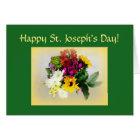 Happy St. Joseph's Day Card