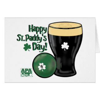 Happy St. Paddy's Day Card