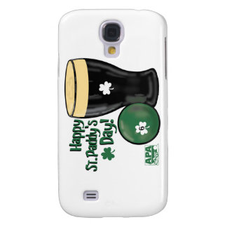 Happy St. Paddy's Day Galaxy S4 Case