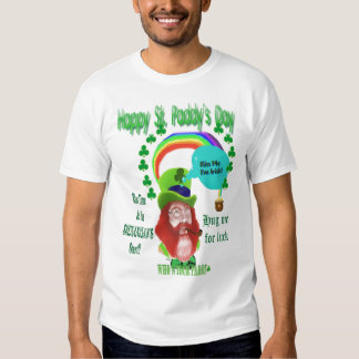 Happy St.Paddy's Day Tee Shirt