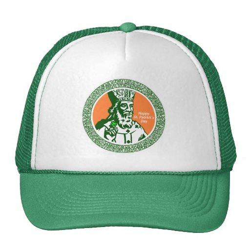 Happy St. Patrick´s day Trucker Hat