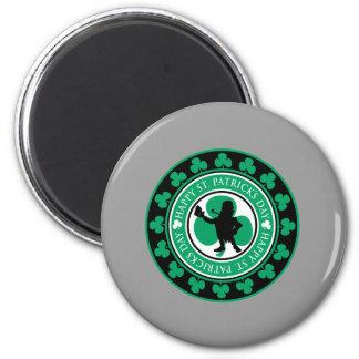 Happy St Patrick s Day Magnet