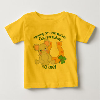 Happy St. Patrick's Birthday to Me! Baby T-Shirt