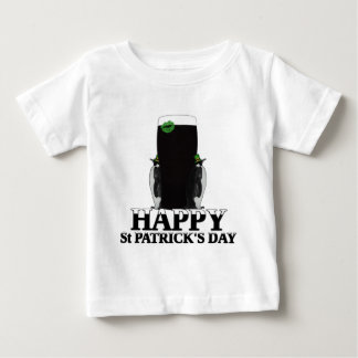Happy St Patrick's Day Baby T-Shirt