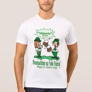 Happy St Patricks Day BEANNACHTAM NA FEILE PADEAIG Shirt