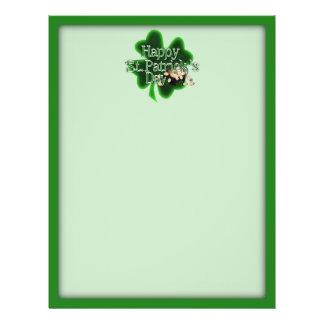 Happy St.Patrick's Day! Flyer Design