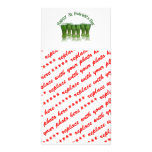 Happy St Patrick's Day Green Beer Photo Card