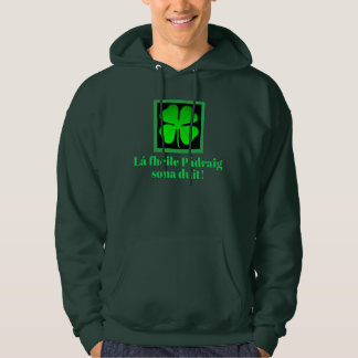 Happy St Patrick's Day! hoodie by DAL