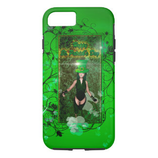 Happy St. Patrick's day iPhone 7 Case